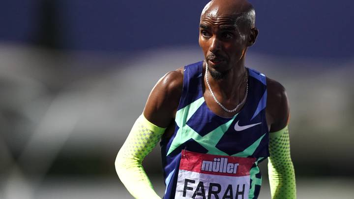 Mo Farah Is Out Of The Tokyo 2020 Olympics