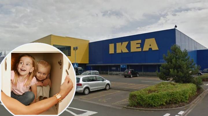 Police Called To Stop Massive Game Of Hide And Seek At Ikea