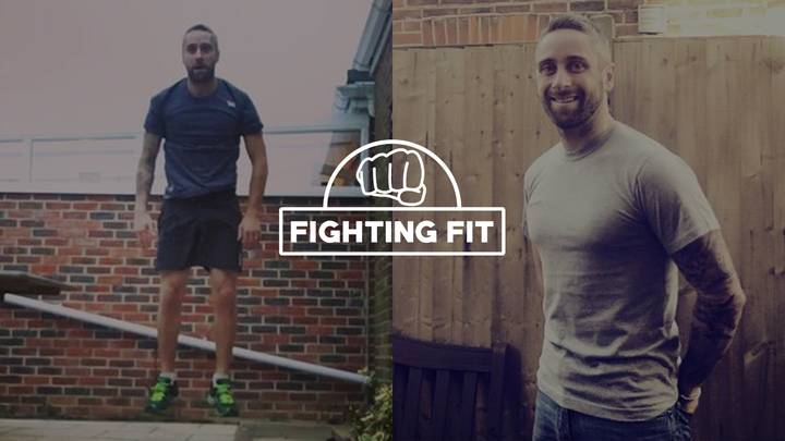 Meet 'The Burpee Guy' Who Is Doing 2017 Burpees Every Week For Charity