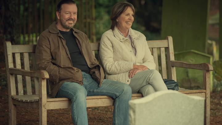 After Life Wins Best Comedy At National Television Awards