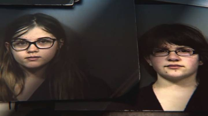 Detective Recalls Moment Girl Confessed To Slender Man Murder Attempt Covered In Blood