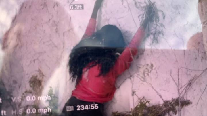 Firefighters Rush To Rescue Woman From Cliff But Are Shocked With Discovery