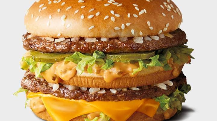 The Grand Big Mac Is Coming Back To McDonald's Across Australia