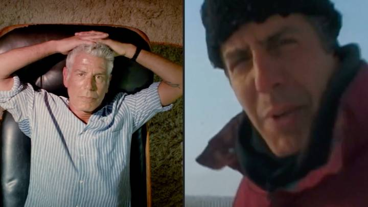 First Trailer Has Dropped For Documentary About Anthony Bourdain's Life