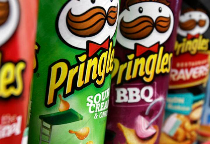 How Pringles Are Made Is Weirdly Mesmerising