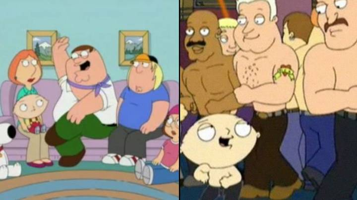 Family Guy Is Phasing Out Gay Jokes