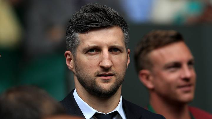 Carl Froch Believes The World Is Flat And NASA Is A Hoax