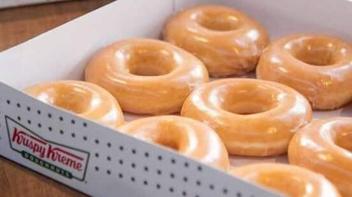 Riot Squad Called To Disperse Crowds Trying To Get Free Krispy Kreme Doughnuts In Sydney