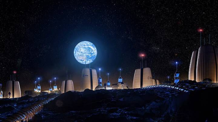 New Images Show What Home Could Be Like For Astronauts Living On The Moon