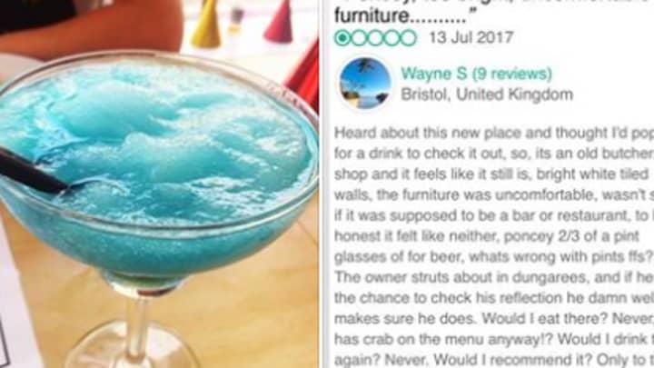 Restaurant Owner Gets Bizarre Revenge On Man Who Left Bad Review