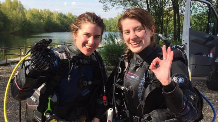 British Woman Saves Twin Sister By Repeatedly Punching Crocodile