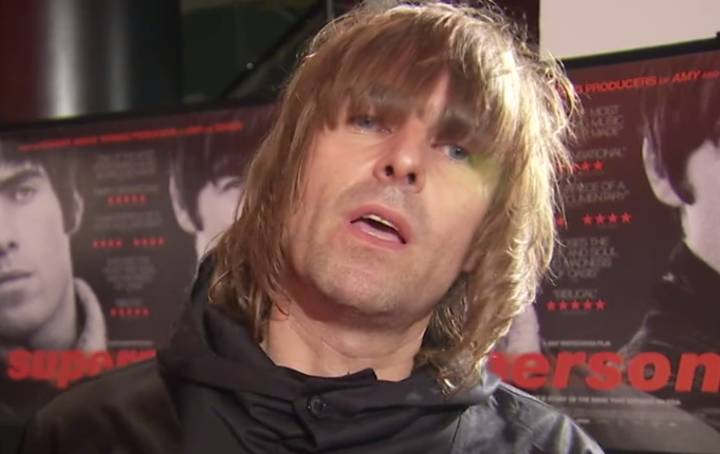 Liam Gallagher Discusses An Oasis Reunion At Film Premiere