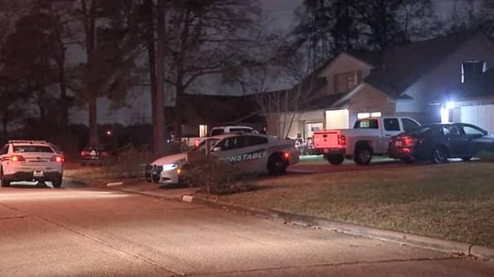 Man Accidentally Shoots Himself Spinning Gun At Daughter's Birthday