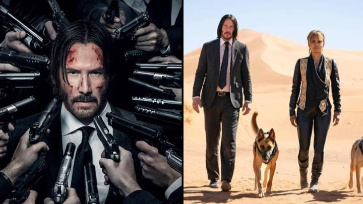 John Wick Chapter 3 Is Going To Be Called Parabellum