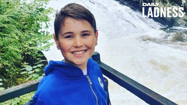 Nine-Year-Old Boy Starts Fundraiser To Provide Free Meals For Hungry Kids