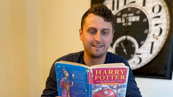 Man Called Harry Potter Has Spent 25 Years Convincing People It's His Real Name