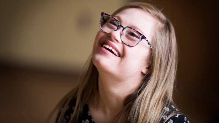 Woman Becomes First Person With Down Syndrome To Compete In Miss USA