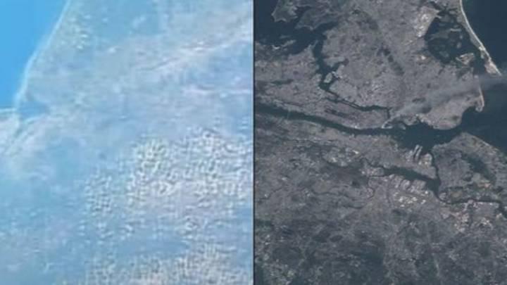 Harrowing Moment Astronaut Watches South Tower Collapse During 9/11 From Space