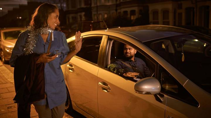 NHS Staff Can Get Free Uber Rides Over The Christmas Period