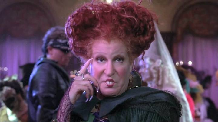 Bette Midler Says She Would 'Absolutely' Return For Hocus Pocus Sequel