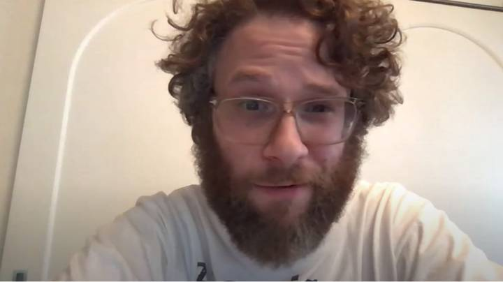 Seth Rogen Has Spent Lockdown Smoking 'An Ungodly Amount Of Weed' And Making Soap Dispensers