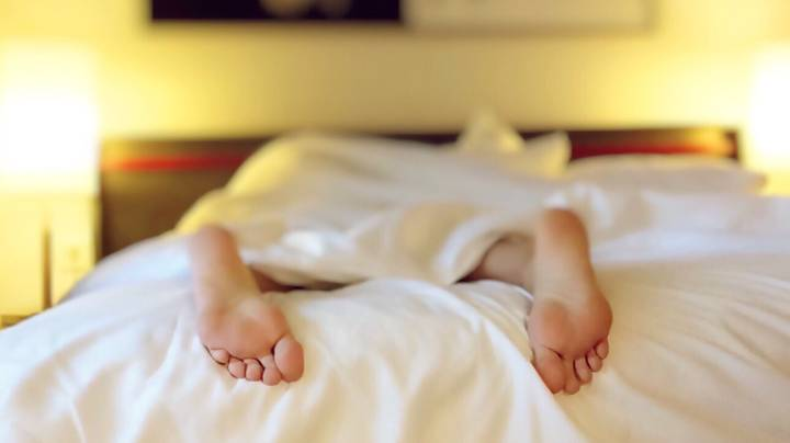 NHS Doctor Explains Why You Should Wear Socks When You Sleep