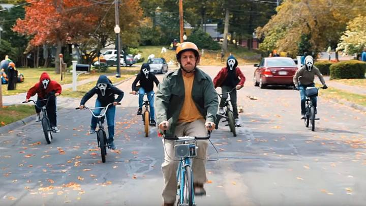 Fans Reckon Hubie Halloween Confirms Adam Sandler Cinematic Universe