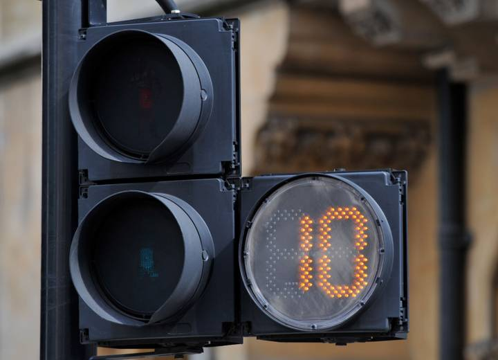 Did You Know There's A Secret Button On Pedestrian Crossings?