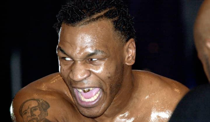 Mike Tyson Joined The Chris Brown Vs Soulja Boy Celebrity Boxing Match