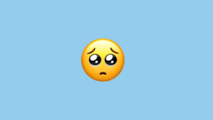TikTok User Shocked To Discover Meaning Behind Pleading Eyes Emoji