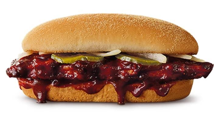 McDonald's Is Bringing The McRib And The El Maco Back To Australia