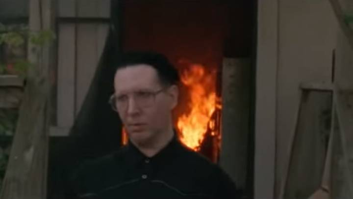 Marilyn Manson Looks Terrifying In New Movie 'Let Me Make You a Martyr'
