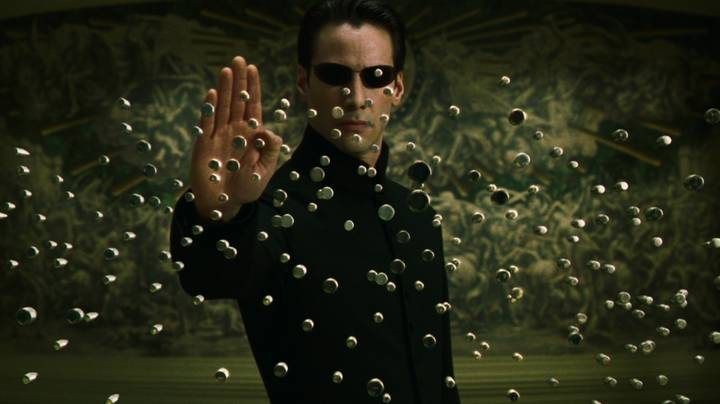 The Matrix 4 Title Unveiled As As First Footage Premieres