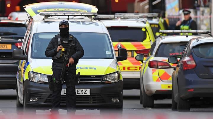 London Bridge Terror Suspect Shot Dead By Police At The Scene