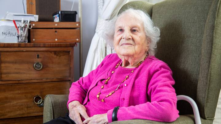 102-Year-Old Woman Reveals She Lived In The Same Building As Hitler