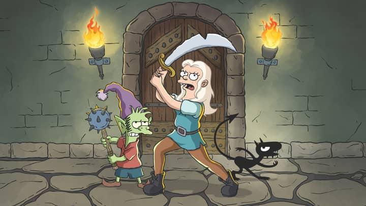 Matt Groening's Disenchantment Trailer Has Finally Dropped
