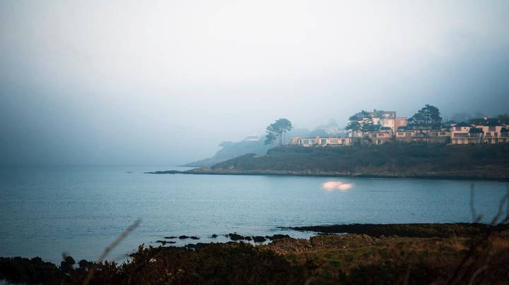 Mysterious Lights Spotted In Waters Near British Seaside Town