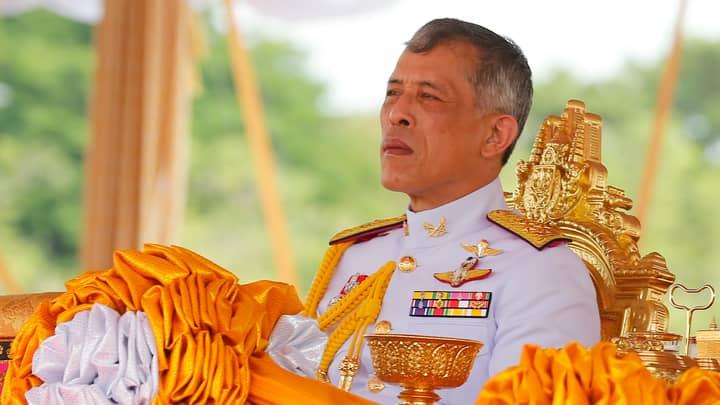 Thai King Breaks Coronavirus Lockdown To Travel 12,000 Miles For Party