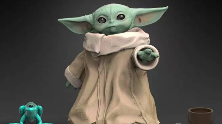 Baby Yoda Toys Are Finally A Thing And Available For Pre-Order