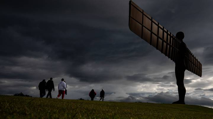 People Are Nominating UK Landmarks To Fight Angel Of The North If It Came To Life