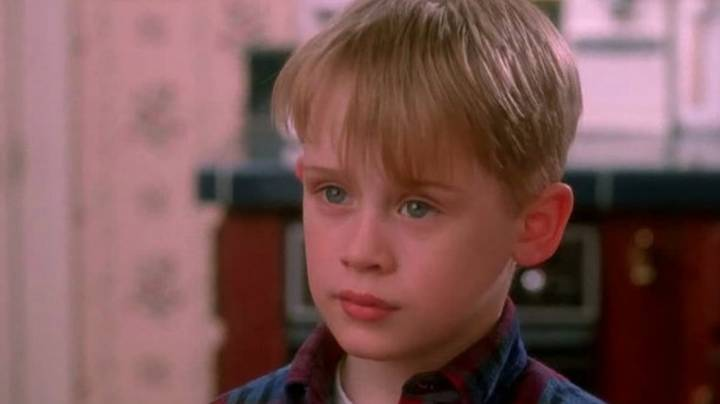 Macaulay Culkin Posts Hilarious Photo After Disney Announced It Was Rebooting Home Alone