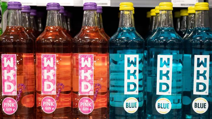 Thieves Steal £280,000 Worth Of Blue WKD From Scottish Business Park