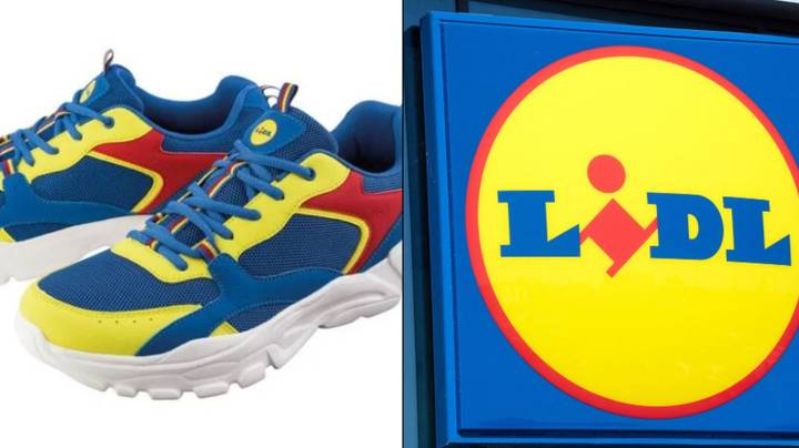 Iconic Lidl Trainers Are Set To Hit Stores This Week