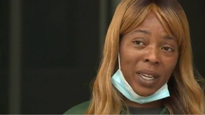 Single Mother With $7 To Her Name Donates Scratch Card Win To Injured Police Officer