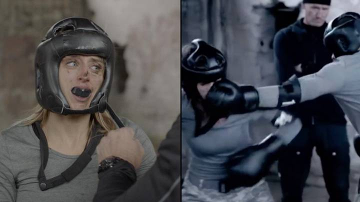 SAS: Who Dares Wins Viewers Shocked Over 'Brutal' Man-On-Woman Fight