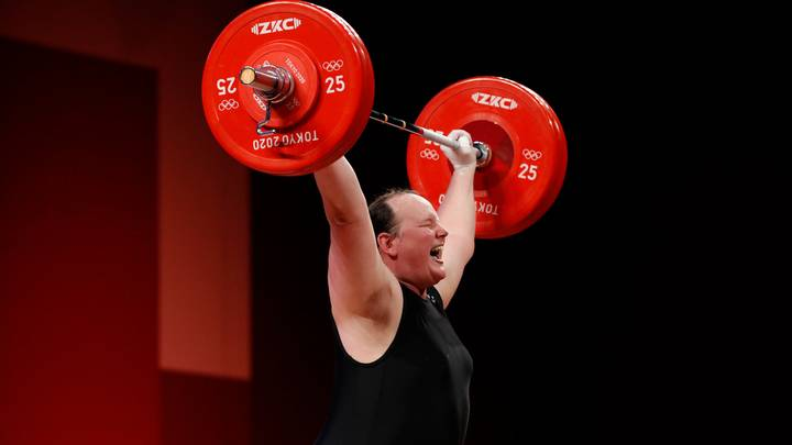 Weightlifter Hits Out At People Who Question Transgender Inclusion In Competition