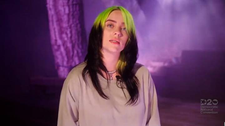Fans Think Billie Eilish Was Wearing A Wig This Whole Time