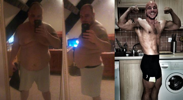 This Lad Beat His Alcohol Addiction To Get In Shape