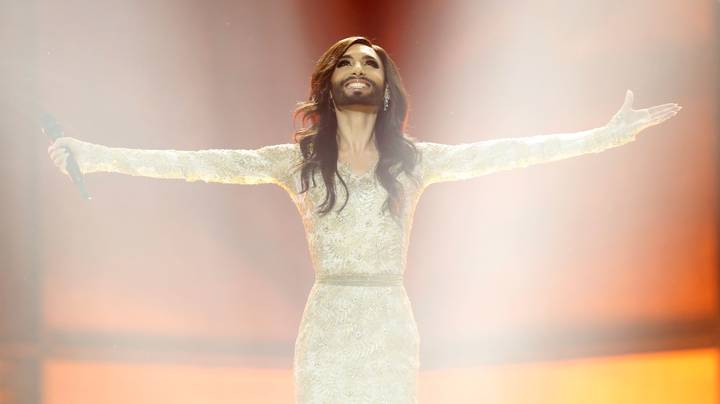 Eurovision's Conchita Wurst Completely Changed Look For Music Video