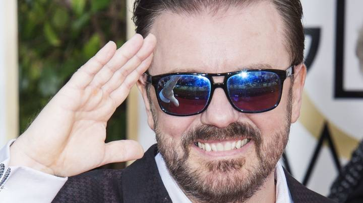 Ricky Gervais To Host Golden Globes For Fifth And 'Very Last Time'